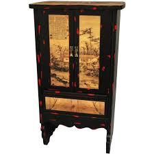 landscape two door cabinet orientalfurniturecom amazoncom oriental furniture korean antique style liquor