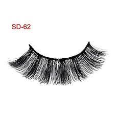 <b>3 Pairs Natural</b> False Eyelashes Beauty Make Up Thick Cross ...