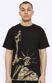 <b>Akomplice</b>, Liberty Camo T-Shirt - Black | <b>Футболки</b>, Майка, <b>Одежда</b>