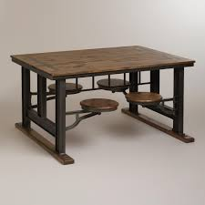 Dining Room Table Galvin Cafeteria Table World Market