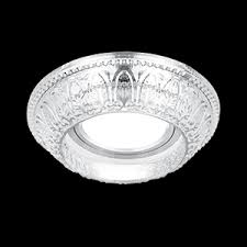 <b>Светильник Gauss Glass</b> CR054 Кристалл/Хром, Gu5.3 1/30 ...