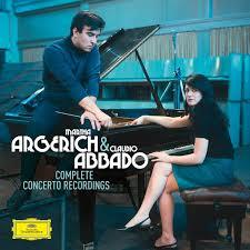 <b>Martha Argerich</b> & <b>Claudio</b> Abbado: Complete Concerto Recordings ...