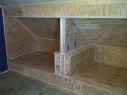 classy remodeling attic built in beds with wood materials for space saving furnishing design with model bespoke furniture space saving furniture wooden