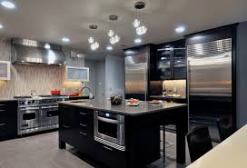 modern kitchen setup: contemporary kitchen by kitchen designs by ken kelly inc ckd cbd