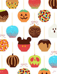 It's fall! Time to eat <b>candy apples</b>! | Halloween <b>candy apples</b>, Fall ...