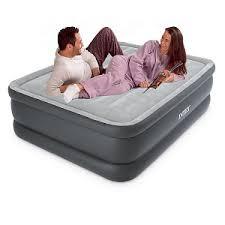 <b>Надувные кровати Intex</b>, кровати со встроенным насосом - <b>intex</b> ...