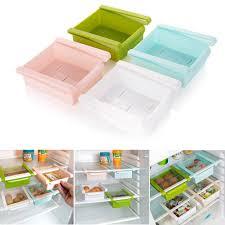 Кухонная <b>Подставка для хранения</b> холодильника DIY скользящая ...