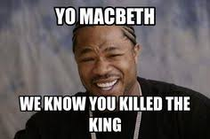 Macbeth For The Win on Pinterest | Witch, Murders and Meme via Relatably.com