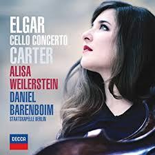 Alisa Weilerstein - <b>Elgar</b> & Carter <b>Cello Concertos</b> - Amazon.com ...
