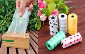 <b>Биоразлагаемые пакеты для мусора</b>: что это, из чего их делают ...