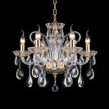 Подвесная <b>люстра Crystal Lux Ice</b> New SP6 - купить в Москве по ...