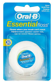 <b>Oral</b>-<b>B зубная нить Essential</b> вощеная — купить по выгодной цене ...
