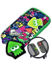 Nintendo Switch Набор аксессуаров Splatoon 2 (Splat pack) для ...