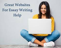 great websites for essay writing help