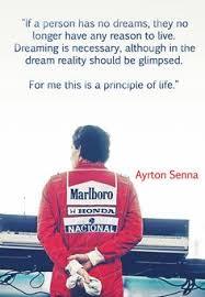 Ayrton Senna on Pinterest | Michael Schumacher, Monaco and Formula 1 via Relatably.com