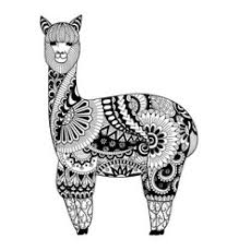 Alpaca Draw Vector Images (over 1,800)