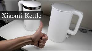 Новый <b>чайник Xiaomi</b> 1.5L Electric Water Kettle - вообще не умный ...