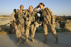 Women in Marines Research Papers on the Role of Women in Armed Forces