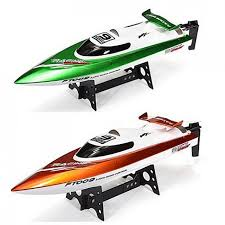 <b>Remote control boats</b> Feilun FT009 <b>2.4G</b> RC Racing Boat High ...