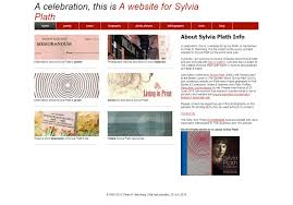 sylvia plath info  as you know or should know i post on sylvia plath s first suicide attempt every year on 24 or i try to in the past such blog posts have