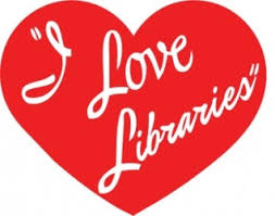Image result for i heart libraries
