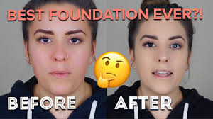 <b>HUDA BEAUTY</b> #FAUXFILTER FOUNDATION | FULL REVIEW ...