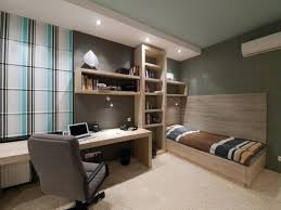 modern boy bedroom furniture wall shelf desk lighting ideas boys bedroom furniture ideas
