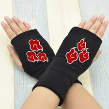 fashion gloves anime naruto attack