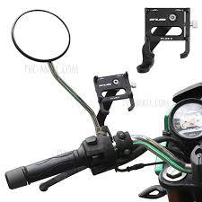 <b>GUB PLUS 6</b> Adjustable <b>Bike</b> Phone Holder Motorcycle Handlebar ...