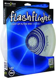 Nite Ize Flashflight LED Light Up Flying Disc, Glow in ... - Amazon.com