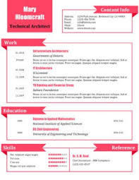 ideas about Professional Resume Template on Pinterest     Primer Magazine