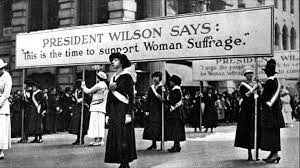 women s suffrage in the 20th century
