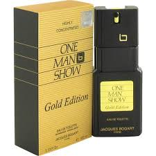 <b>One Man Show Gold</b> Cologne by Jacques Bogart | FragranceX.com