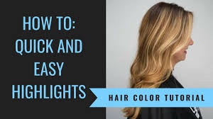 How to: <b>Instant Highlights</b> | <b>L'Oreal Professionnel</b> | SalonCentric ...
