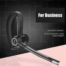 <b>Wireless Bluetooth</b> Headset <b>Business</b> Earphone Hands Free ...