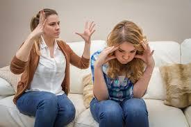 Resultado de imagen de conflictos familia