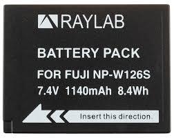 <b>Аккумулятор Raylab RL</b>-W126S 1140мАч купить в интернет ...