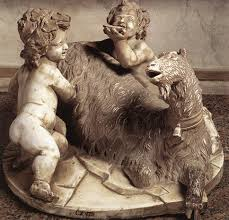 capra amaltea the goat amalthea the infant jupiter and a complete artworks exhibitions biography and other resources about gian lorenzo bernini the best sculptor and architect of baroque