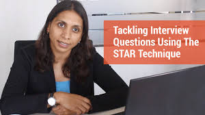 answerthat how to tackle interview questions using star answerthat how to tackle interview questions using star technique
