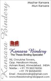 Online Thesis Binding  amp  Printing  our address Thesisbinding s Blog   WordPress com