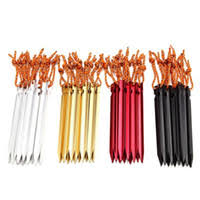 Wholesale <b>Tent</b> Pegs Alloy for Resale - Group Buy <b>Cheap Tent</b> Pegs ...