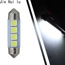 White <b>Car Led</b> C5W 5050 3 Smd 3Smd 31mm 36mm 39mm <b>41mm</b> ...
