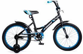 <b>Велосипед детский Navigator Bingo</b>, ВМ18098, разноцветный ...
