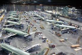 Image result for 737 NG Production