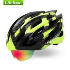 HOT!RockBros Bicycle Cycling <b>Helmet EPS</b>+<b>PC Material</b> Ultralight ...