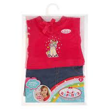 <b>Одежда для кукол Карапуз</b> OTF-1913S-RU — купить в интернет ...