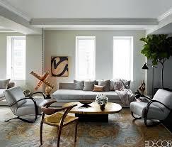 apartment living room decor elle
