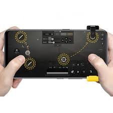 Flydigi <b>Game Controller Gamepad</b> Trigger Shooter Joystick for ...