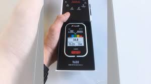 Новый <b>велокомпьютер Polar V650</b> с пульсометром H10 купить в ...