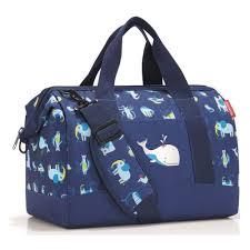 <b>Сумка детская Reisenthel</b> Allrounder M Abc Friends Blue — купить ...